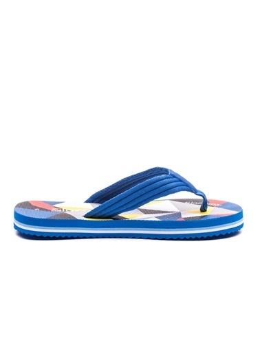 Slazenger Plaj Terliği Mavi